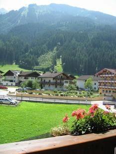 Bergfriede Haus