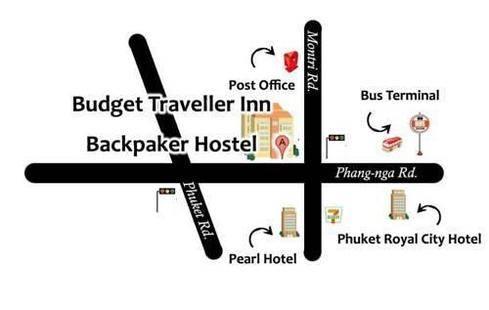 Budget Traveller Inn