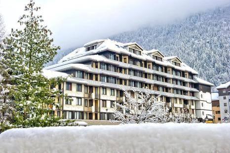 Chamois Blanc Ih Residence
