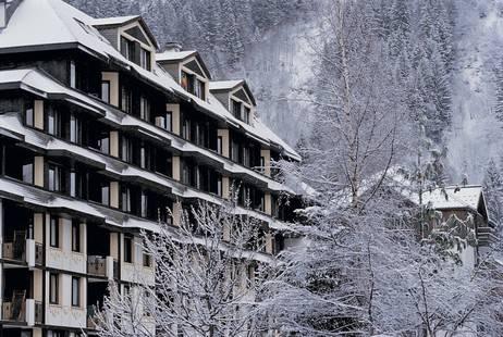 Chamois Blanc Residences Maeva