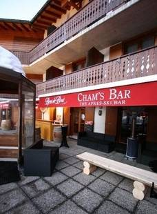 Chamois Hotel