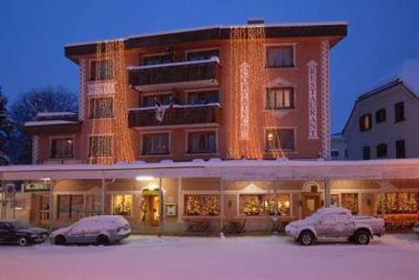 Corvatsch Hotel