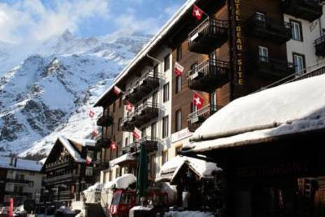 Sunstar Boutique Hotel Beau Site Saas Fee