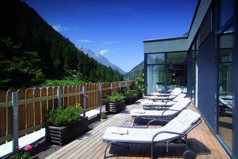 Wellness Spa Pirmin Zurbriggen Hotel
