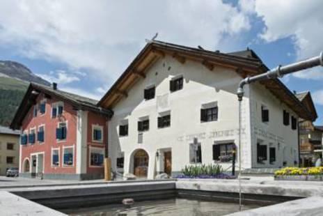 Chesa Rosatsch Hotel