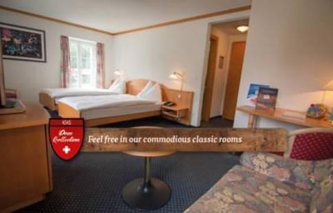 Du Glacier Hotel