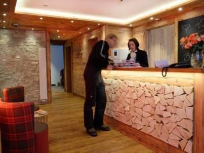 Plateau Rosa Hotel