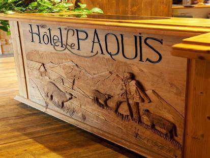Paquis Hotel