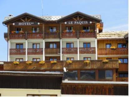 Paquis Hotel