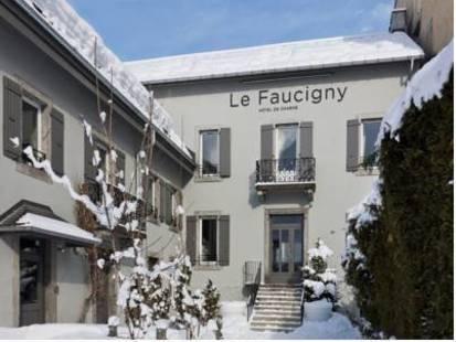 Le Faucigny Hotel