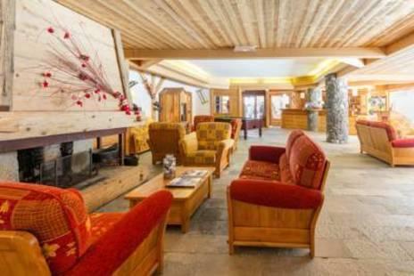 Hameau Du Rocher Blanc Residence Lagrange Prestige