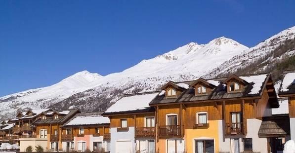Chalets Du Jardin Alpin Mv