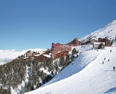 Aiguille Rouge Alpes Du Nord