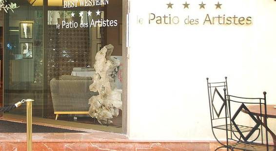 Embassy Quality Hotel (Best Western Le Patio Des Artistes)