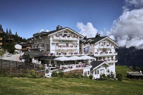 Chabichou Hotel