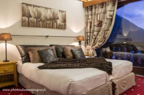 Grands Montets Hotel