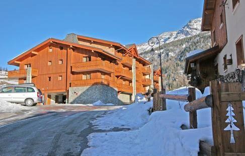Balcons De Val Cenis Le Haut Residence