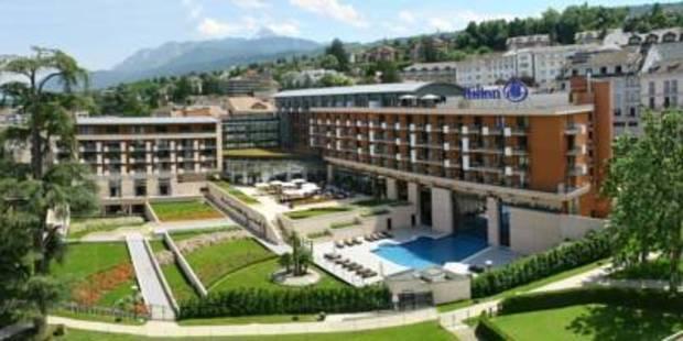 Hilton Evian