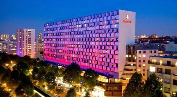 Marriott Paris Rive Gauche