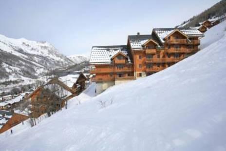 Hameau & Chalets De La Vallee D'Or Residence