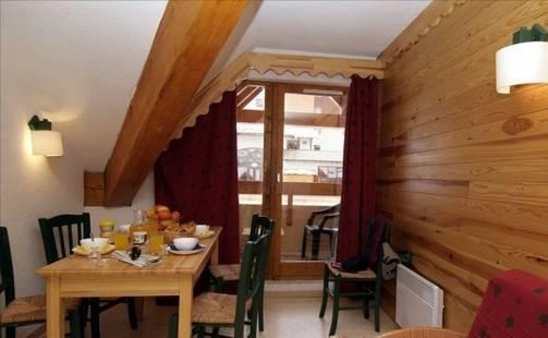 Ecrin Des Neiges Residence Ov