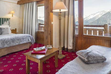 Grand Hotel Au Rond Point Des Pistes