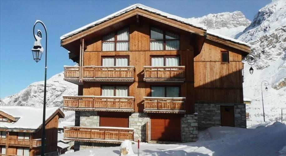 Chalets Du Jardin Alpin Residence