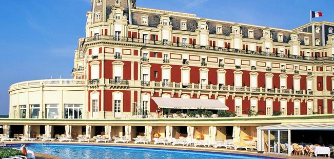 Du Palais Hotel