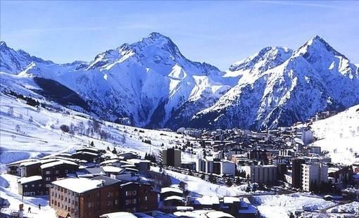 Les Deux Alpes 1800 Fl