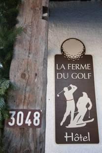 Ferme Du Golf (Ex. Ferme Du Villard)
