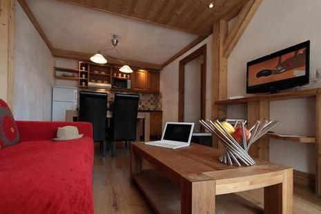 Chalet Des Neiges La Cime Des Arcs Residence