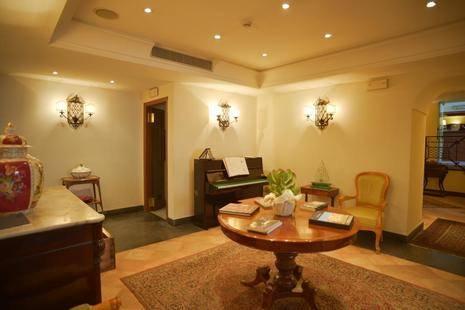 Real Orto Botanico Hotel