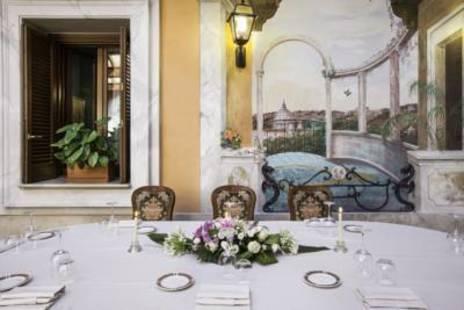 Grand Hotel Del Gianicolo