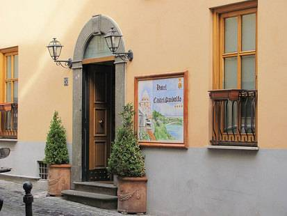 Castelgandolfo Hotel