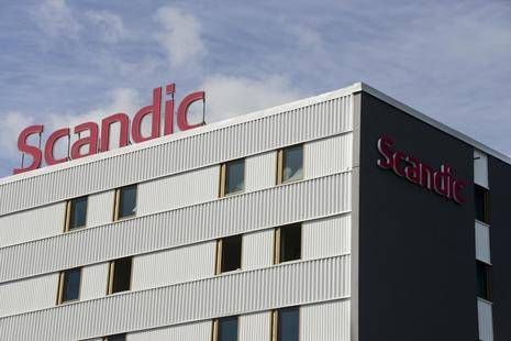Scandic Taby