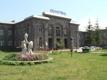 Санаторий Олимпия