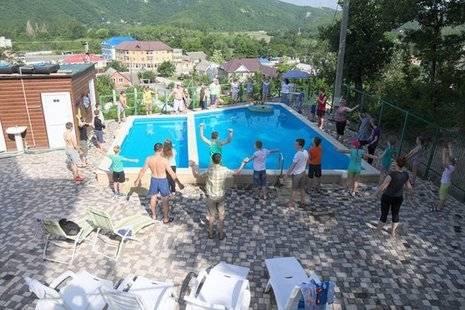 Гостиница Мельница