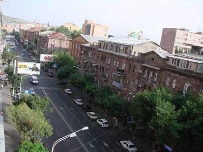 Центральные Апартаменты На Улице Арама
