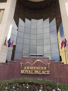 Armenian Royal Palace