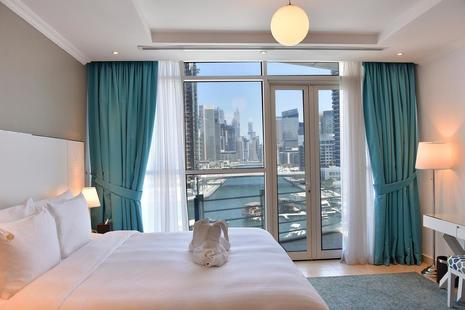 Jannah Marina Bay Suites
