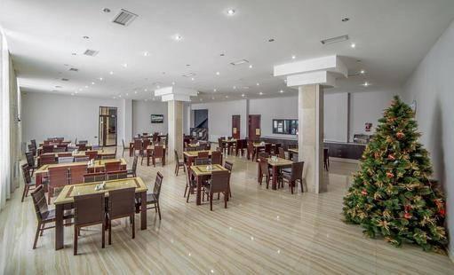 Snow Plaza Hotel