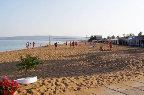 Золотой Пляж (Береговое) Корп.2 И Домики
