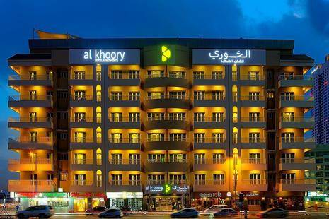 Al Khoory Hotel Apartments