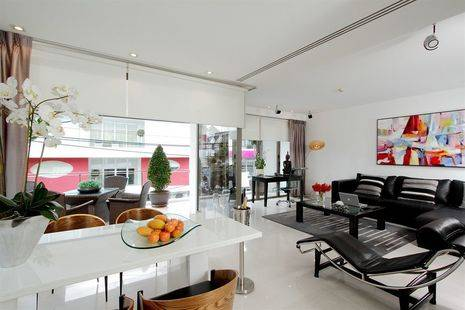 Byd Lofts Boutique Hotel & Serviced Apartments