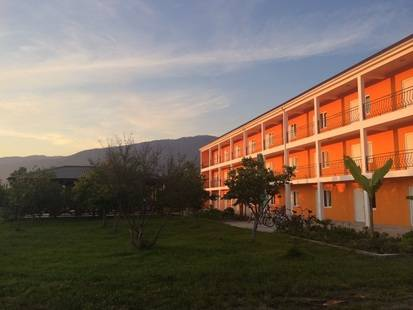 Райский Уголок Отель