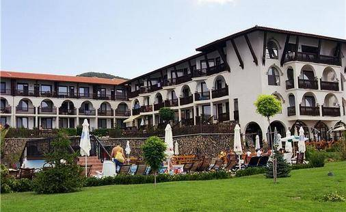 Monastery Complex I-II