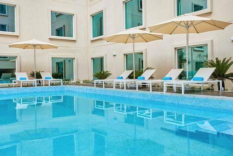 Hilton Garden Inn Dubai Mall Of Emirates