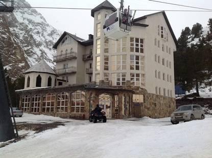 Шахерезада Отель