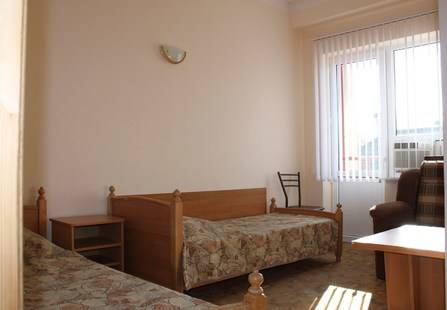 Черноморочка Отель