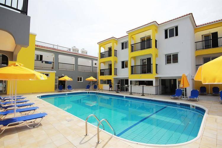Sea Cleopatra Napa Hotel & Annex
